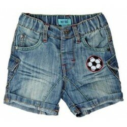 Me Too fotbolls Jeans shorts str 92