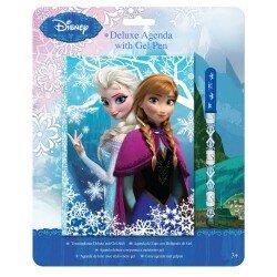 Disney Frozen Frost Deluxe Anteckningsbok med penna