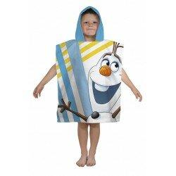 Disney Frozen frost Badponcho bad handduk med Olaf