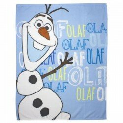 Disney Frozen Frost Filt -Olaf Fleecefilt