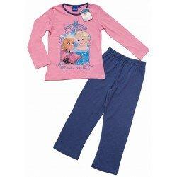 Disney Frozen Frost Pyjamas rosa/blå