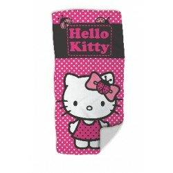Hello kitty Handduk - Rosa Badlakan
