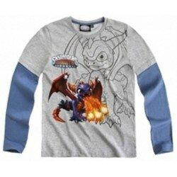Skylanders giants tröja grå/blå