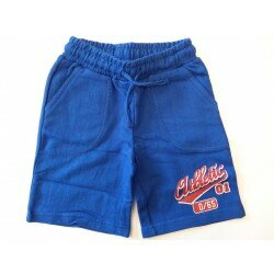 Mjukis shorts blåa