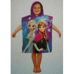 Disney Frozen frost Badponcho bad handduk