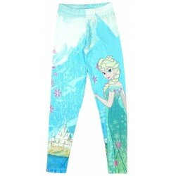 Disney Frozen Frost Leggings med Elsa