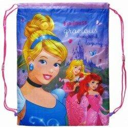 Disney Princess gympapåse Gymnastikpåse
