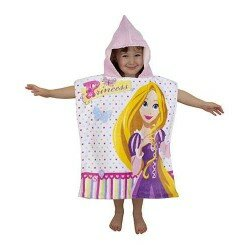 Disney Princess Badponcho bad handduk