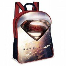 Superman Stålmannen väska Ryggsäck