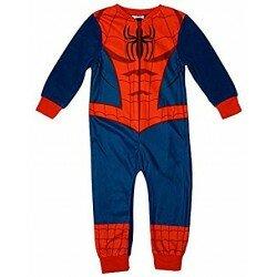 Spiderman Spindelmannen Onesies, Jumpsuit, heldräkt