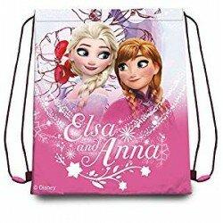 Disney Frozen Frost Gympapåse med Anna, Elsa Gymnastikpåse