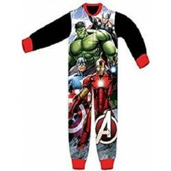 Marvel Avengers Onesies, Jumpsuit heldräkt, Hulken, Iron man