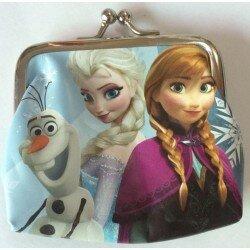 Disney Frozen Frost plånbok, myntbörs