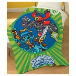 Skylanders Giants Filt -Fleecefilt