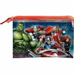 Marvel Avengers Pennfodral pennskrin Hulken, Iron man, mfl.