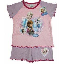 Disney Frozen Frost Pyjamas Lila/rosa