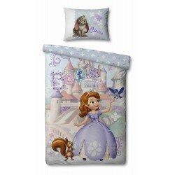 Prinsessan Sofia Bäddset, påslakanset till Junior säng