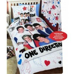 One Direction Bäddset, påslakanset