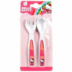 Hello Kitty Bestick set i 2 delar
