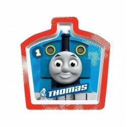 Tåget Thomas tallrik