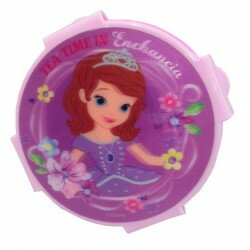 Prinsessan Sofia snacks skål / godiskål