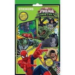 Spiderman, Spindelmannen Klistermärken 700 st