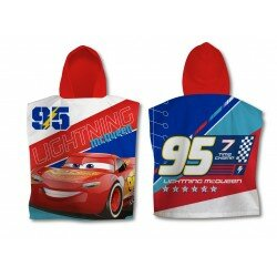 Disney Cars Badponcho bad handduk