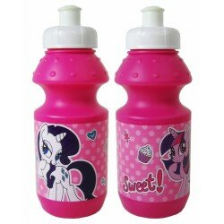 My little pony Vattenflaska 350 ml Rosa