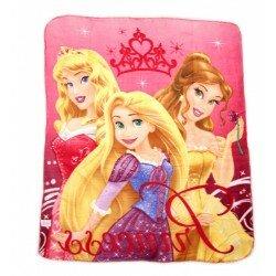 Disney Princess Filt - tre sago prinsessor