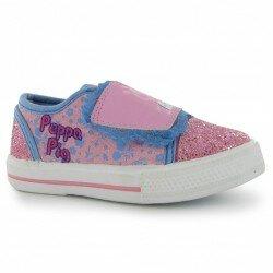 Greta gris Peppa Pig sneakers skor