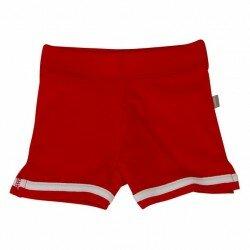Lasse Åberg shorts röda