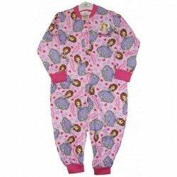 Prinsessan Sofia Jumpsuit, heldräkt, Pyjamas - rosa