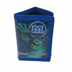 Monsters inc university plånbok Junior str