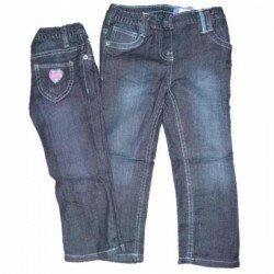 Dra på jeans, fodrade