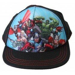 Marvel Avengers keps med Hulken, Iron man mfl.