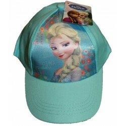 Disney Frozen frost keps med Elsa, turkos